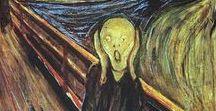 Edvard Munch / Pintura expresionista