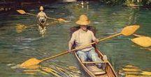 Caillebotte / Pintor impresionista francés.