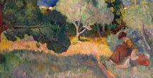 Henry Manguin / Pintor impresionista francés, otro más.