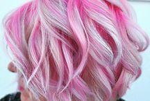 pink hair rocks!