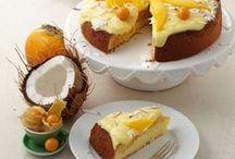 Fruchtige Obstkuchen / Ob mit Äpfeln, Birnen, Kirschen oder exotischer Mango und Physalis: Kuchen und Obst gehören einfach zusammen! Entdeckt hier leckere Kuchen mit dem fruchtigen Extra!