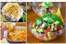 Yummy Foods / by Rebecca Sagen