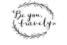 Words / by Brittany Rawlins