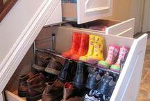 Organization, small house life