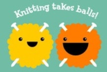 Knitting & Crocheting / by Andrea Spencer