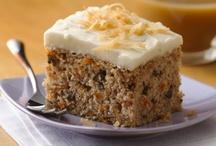 Recipes - Sweet Treats / by Andrea Spencer