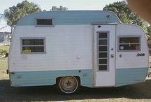 A Wee Home Away From Home / Glampin' Up a 1972 Serro Scotty....let the fun begin :) / by Samantha Roberts