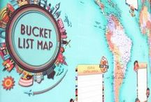 Awesome Maps / Map and mappy things we love!