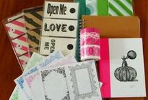 paper treats / i like pretty paper. i like writing letters. the two together = paper treats.