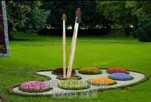 Secret Garden  / by Misti Chamberlain