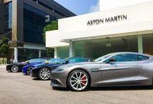 Aston Martin Dealerships