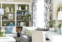 Home Decor / Inspiration for Spaces in My Home