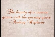Una citazione per ogni donna / Collezione delle citazioni più belle e curiose sulle donne. / by Activia Italia