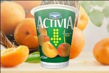 Activia nel mondo / I gusti Activia da tutte le parti del mondo! / by Activia Italia