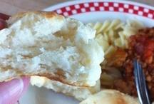 Recipes - GF Bread/Dough / by Andrea Spencer