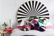 Kids Rooms / Kids room decor. Interior design for kids rooms and nurseries. Cool kids rooms.