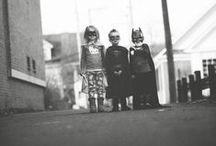 Kids in fancy dress