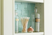 Built-ins or not / by Leslie Powers