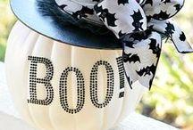 Halloween / Halloween Decor and Costume Ideas