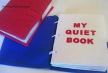 Quiet Books / by Claudia Palmieri