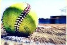 S-O-F-T-B-A-L-L ❤❤❤ / Softball....Softball...Softball  / by Rebecca Sagen