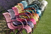 Garden chairs / beautiful chairs for garden