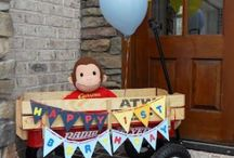 Colton's 1st Birthday!