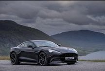 Vanquish Carbon Edition / The Aston Martin Vanquish, the Ultimate Grand Tourer - now enhanced in a distinctive monochrome special edition.