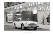 Aston Martin Artwork / Aston Martin's artwork collection is now available to purchase on our online store and features a wide range of Limited Edition Aston Martin artwork and iconic prints http://www.astonmartin.com/en/shop/artwork