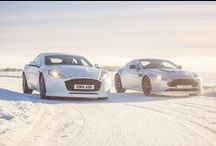 Aston Martin On Ice / Aston Martin On Ice is a breathtaking opportunity to hone driving skills on challenging courses under the expert guidance of our professional driving instructors.The thrill of experiencing an Aston Martin in such an outstanding environment guarantees to take the magic of Power, Beauty and Soul to new heights.