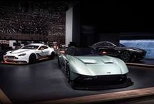 Geneva Motor Show 2015 / Aston Martin is confidently looking toward the future at the 85th Geneva International Motor Show, as CEO Dr Andy Palmer leads the luxury British brand into a bold new era reaching far into the next decade.