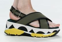 For the Feet / My feet desires: Shoes // Sandals // Sneakers  / by Zeynep Sen