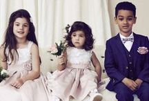 It's Their Party / It's your special day and you want your bridesmaids and flower girls to look extra special, that's where Monsoon comes in. With gorgeous fabrics, amazing details and cute accessories to let the girls sparkle, what's not to love?! Shop here http://uk.monsoon.co.uk/uk/children/partywear/girls / by Charlotte Ross