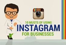 Infographics Instagram / Only infographics or other pins about Instagram. See my board Infographics Social Media Mix for pins on two or more different social media.