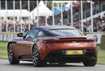 Aston Martin at Goodwood FoS / The best Aston Martin moments from Goodwood Festival of Speed.