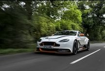 Vantage GT12 / A lightweight and extreme special edition limited to 100 cars. With a motorsport-derived chassis, aerodynamics and handling, the Aston Martin Vantage GT12 bridges the gap between road and race track driving in stunning fashion. http://www.astonmartin.com/gt12