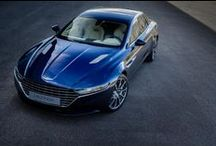 Lagonda Taraf / A new bespoke super saloon that sees the revival of the historic Lagonda marque in a strictly limited numbers series. http://www.astonmartin.com/lagonda