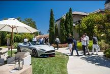 Aston Martin Estate - Monterey Automotive Week 2015 / Whether behind the wheel or behind the scenes, Aston Martin always offers the most exclusive ways to enjoy the automotive spectacular that is the Pebble Beach Concours d'Elegance.