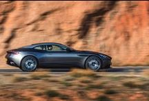 DB11 / Spectacular standard-bearer for an all-new generation of cars, DB11 is the most powerful and most efficient 'DB' production model in Aston Martin's history.