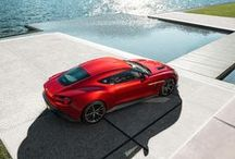 Vanquish Zagato Concept / Aston Martin and Italian design-house Zagato unveil Vanquish Zagato Concept at Villa d'Este, the latest creation from their long-standing partnership.
