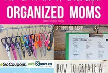 Making My Life Easier / Organization, life hacks  / by Emily E
