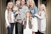 Fashion Trends {family} / what to wear for family pictures... be inspired! / by Missy Sinner
