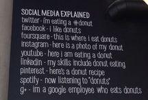 Social Media, Websites, Etc