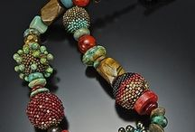 Jewelry and beading  / by Marion Gibson