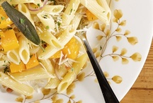 Fall Pasta Dishes / Perfect for autumn weather, these hearty fall dishes are great for cozy family dinners.
