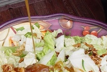 YUMMY SALAD / by Esther Smith