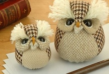 More Owls / by Jill Rogers