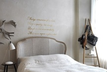 inspiration rooms / by Carla Martens