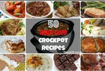 Crock Pot & Freezer Cooking  / For on-the-go families / by Michelle G