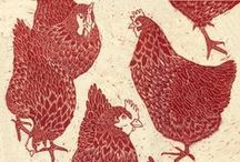 Chickens / by Julie Webb